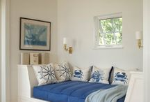 BUILT IN BENCHES / by Magdalena Bogart Interiors
