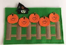 Halloween / Speech and language ideas and activities for Halloween.
