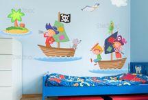 Decoración habitaciones niños
