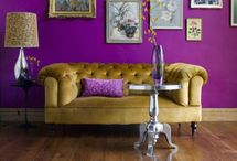 PURPLE is my favorite color / by Sally Sevila