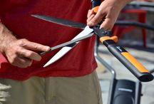 Tool care / Gardening Tools maintenance