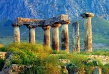 Corinth in Greece