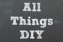 "All Things DIY / This board is for sharing ""All Things DIY"": Home Decor, Room Reveals, Crafts, Etc. Please keep pins on topic. Unrelated pins will be deleted. ***This group is no longer accepting contributors. ***"