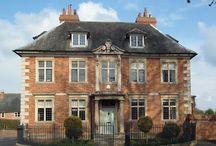 English Precedents for Colonial Architecture