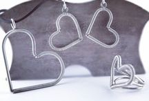 Handmade jewelry / Χειροποίητα κοσμήματα