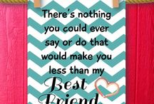To my friend Alicia Britz