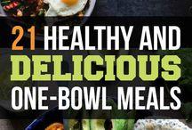 Food- One pot meals