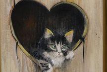 pictura pisic