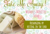 Glorious Christian Sisters / quotes, retreat ideas, encouragement for my journey with my sisters in Christ