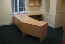 Desks / Desks that we have supplied