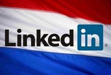 LinkedIn Marketing / LinkedIn voor ondernemers en zelfstandig professionals. / by Masterwebber Online