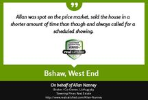RealSatisfied Reviews of our Agents!