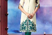 Salwar neck designs