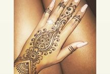 Beautiful Henna tatto!❤