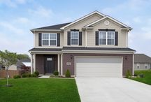 Cumberland B - Floor Plan / Jagoe Homes, Inc. Project: Cayman Ridge. Elevation: Cumberland, Evansville, IN. Lot 262.