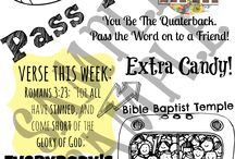 Bus Ministry Flyers and Ideas