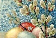 Wielkanoc - kartki, rysunki, pomysły