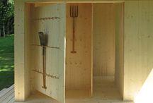 Home Organizing - Garage Ideas / Ideas for your Garage
