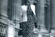 1930s Style and fashion