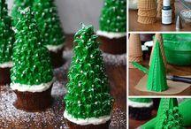 Cake Ideas For Christmas