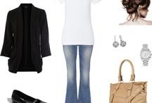 Wardrobe Inspirations / by Tara Haas