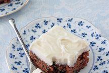 Snack cakes / Apple cake