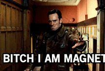 magneto was left