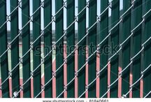 Screening Walls / Screening options for roadside settings, including frangible structures