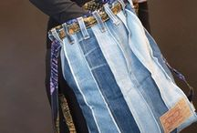 What you can make with a pair of old jeans