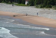 Awesome Nova Scotia Beaches / How does 7600 km (4750 mi) of seacoast sound to you?  How about a selection of 125 salt and freshwater beaches?  This is Nova Scotia and there are awesome beaches everywhere!