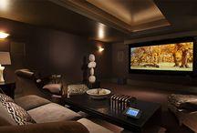 Home ~ movie theatre