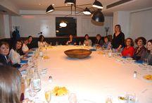 2ª Cena HealthNetwork con Dra Mila Martínez y la empresaria Joana Amat / El miércoles 29 de abril tuvo lugar nuestra 2ª cena HealthNetwork con Directivas y Empresarias para debatir sobre salud, bienestar y empresa. En esta ocasión, invitamos como ponentes a la Dra. Mila Martínez, Ginecóloga del Hospital General de Cataluña y la Sra. Joana Amat, Co-Directora General de Inmobiliaria Amat.  Cena patrocinada por Merck