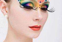 maquillaje foto color publicidad