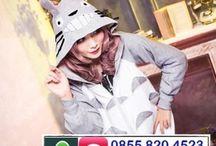 Jaket Totoro