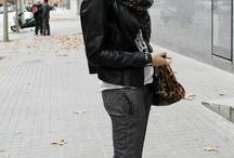 winter style / by Michelle Michaels Freibaum