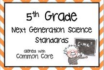 5th grade science / by Amie Eldred