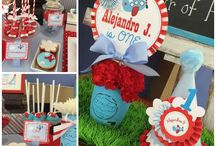 Baby boy birthday ideas