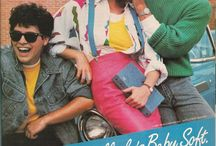 80's...the best of times / by Leslie Cyr