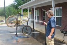 How to clean your bike.