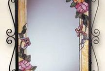 iffany Stained Glass | Tiffany Stained Glass Mirror Search…