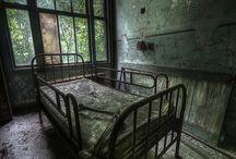 abandoned sanatoriums