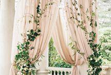 GREEN AND WHITE WEDDINGS / Green and White Wedding Ideas.