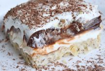 Food Favorites - #Dessert / The real way to a woman's heart #chocolate #dessert #candy #cake