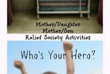 Kids' Summer Hero Study / by Tonya