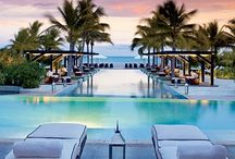 Resort places / Resorts