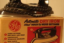 Vintage Electric Iron's