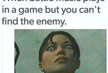 Gamer & geek
