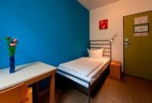 Hostel Rooms / Our hostel is happy to offer you a great variety of room's types. All very clean, comfortable and affordable. Take a look in our options and make yourself at home / by Amstel House
