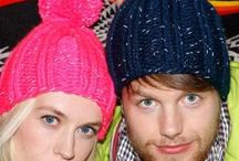 Knitting Patterns for Hats and Beannies / All free knitting patterns for hats and beanies.