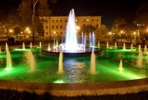 Fountain Krynica-Zdrój
